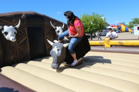 mechanical bull rentals in Fort Worth Texas is made easy by calling by mobull. They will take care of all you needs about mechanical bull rentals in Fort Worth. When you contact  mobull about mechanical bull rentals in Fort Worth they will need your location, date, and time needed.Mobull will bring the Mo mechanical bull for your rental on time and ready to entertain your guest.The guest will really enjoy the mechanical bull rental you have provided for them.Your guest will come to you and say thank you so much for renting the mechanical bull for your party.They will ask Mobull can you help me find mechanical bull rental Fort Worth Texas  for church events, birthday parties, company parties, fairs, festivals, project graduations, graduation parties and rodeos. Mobull will say well sure Mo mechanical bull rental Fort Worth for church events, birthday parties, company parties, fairs, festivals, project graduations, graduation parties and rodeos. The cities in Texas served by mechanical bull rental Fort Worth and Dallas, Addison, Plano, Austin, Waco, Frisco, Fort Worth and Ennis. Some other cities severed by mobull mechanical bull rentals are Abilene, Fair field, Denton, Houston, Red Oak, Garland, Bell, Richardson, Irving, Cedar Hill, Temple and Farmers Branch. Hope this helps you find mechanical bull Texas.