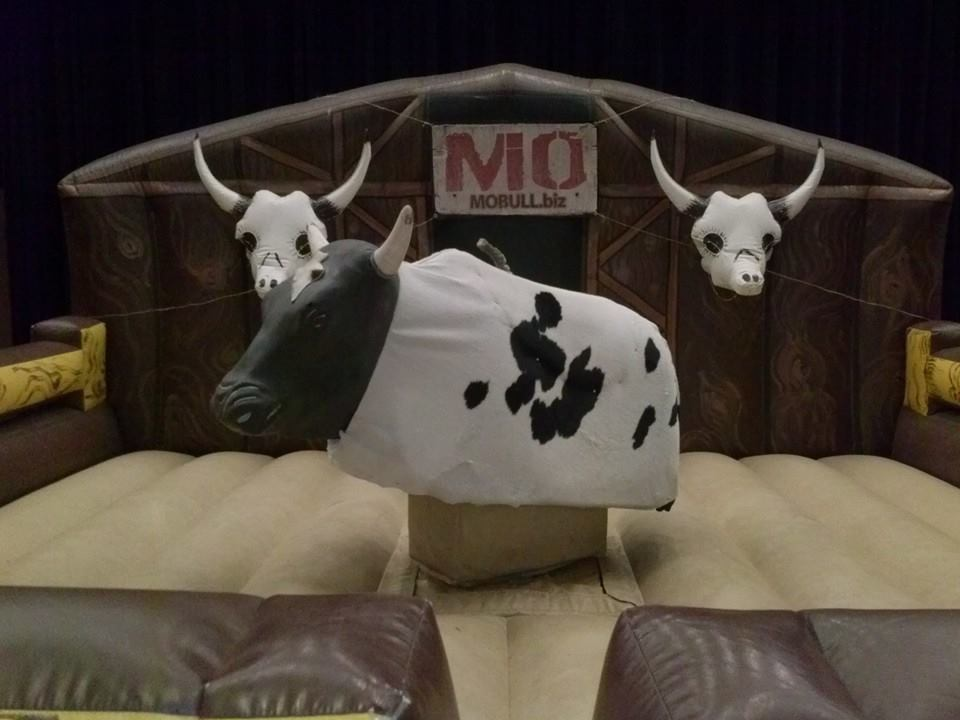 """Mobull Mechanical Bull rentals brings Mo to churches, schools, festival, rodeos, project graduations, birthday parties and fairs. Mobull Mechanical bull rentals and Mo are fun for all ages. When mobull brings Mo to your location you will have an experience like no other. Mobull is by far the best mechanical bull rental company in Texas. They have taken mechanical bull rentals to a new level. No one has done the things mobull has in branding it's bull Mo. Custom control design special business cards and more. Mo is the creation of Joe Bressie along with Ray Blakeley help. They have brought the Mo concept to the point people think its a franchise. The whole thing has been a challenge but well worth it. If you are looking for an experience you will never forget the you need to rent Mo by calling 972-841-1162 today. When mo shows up at your school, church, rodeo, corporate event party, project graduation, birthday, bachelor party, or other event. it will be the best time of your life. Once you experiece mobull no other mechanical bull will even come close. Mobull beleives in entertaining the guest not giving them a PBR test ride. Mobulls SEO was all done by his owner Joe Bressie noncomputer person. He relized if he didn't do it no one would."